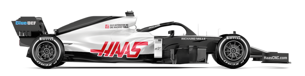 HAAS Automation UK F1