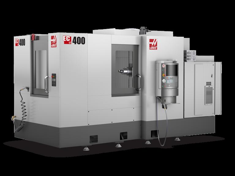 Haas EC-400 HMC Horizontal Machining Centre