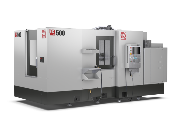 Haas EC-500 Horizontal