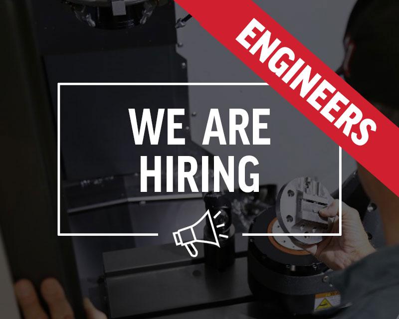 Haas is hiring CNC staff
